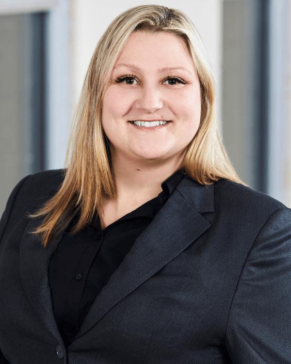 Megan Hemlow, Secretary