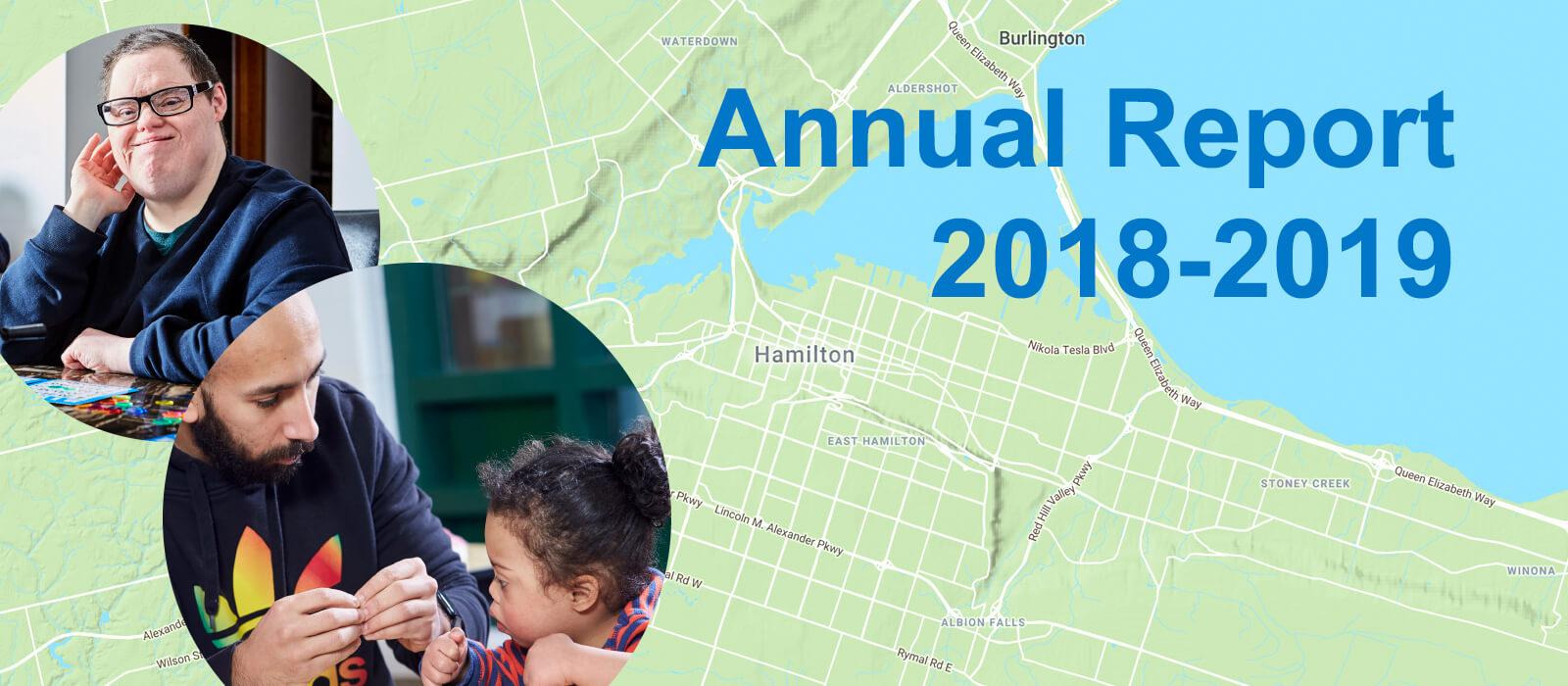 Consultez le rapport annuel de CLH pour 2018-2019 en ligne.