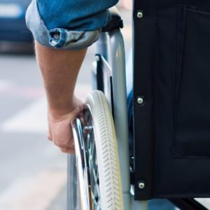 Anniversaire de la bande piétonne Urban Braille